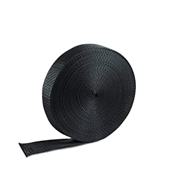 Houseables Nylon Webbing Strapping Material, Heavy Flat ...