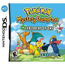 Pokémon Mystery Dungeon: Explorers of Sky - Nintendo DS Standard Edition