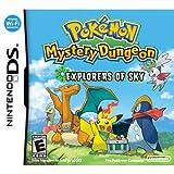 Toys : Pokémon Mystery Dungeon: Explorers of Sky