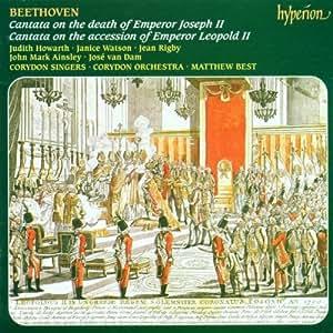 Beethoven: Cantatas / Opferlied / Meeresstille