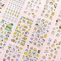 St. Lun 6 sheets/set Creative cartoon cute pet cat sticker cute diy album mobile phone decorative stickers children…