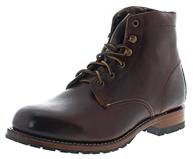 7419b7acec8acb Sendra Boots Herren Schnürstiefel 10604 Lammfell Chukka Boots Braun 41 EU