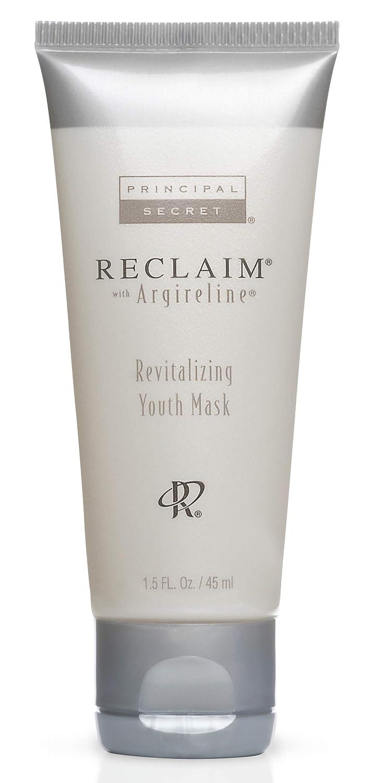 Principal Secret – Reclaim with Argireline – Revitalizing Youth Mask – For Moisturizing & Nourishing Skin – 1.5 Ounces