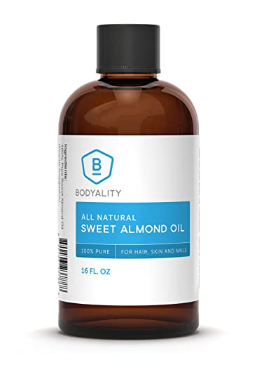 Almond oil facial care