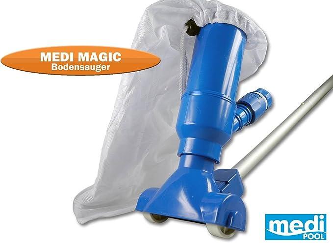 Medi Pool 22269 Medi Magic Aspiradora para la limpieza del suelo ...