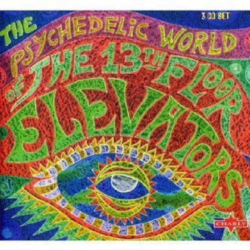 Stevielin on amazon usa marketplace pulse for 13th floor elevators psychedelic circus