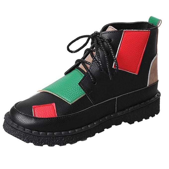 86d743b9a93 DENER❤ Women Ladies Leather Ankle Boots