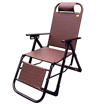 Rocking chair Sillas de Playa - Sillas de nap/Sillones Lounge para ...