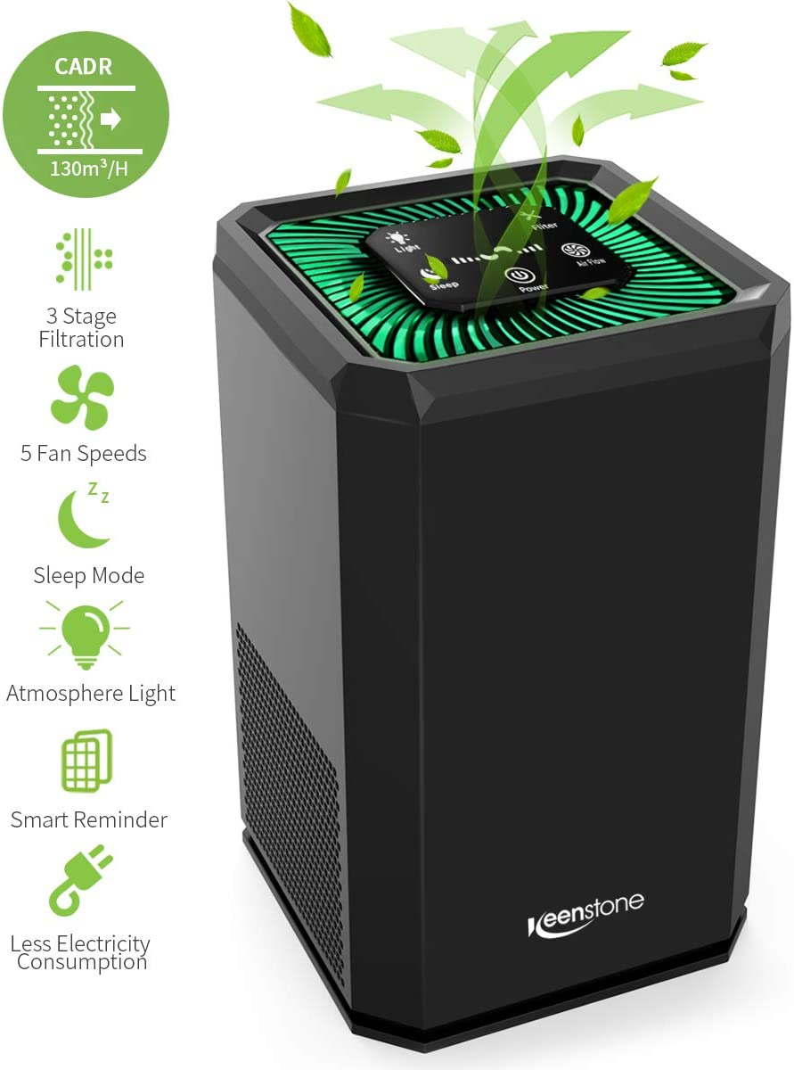 Upgraded Air Purifier