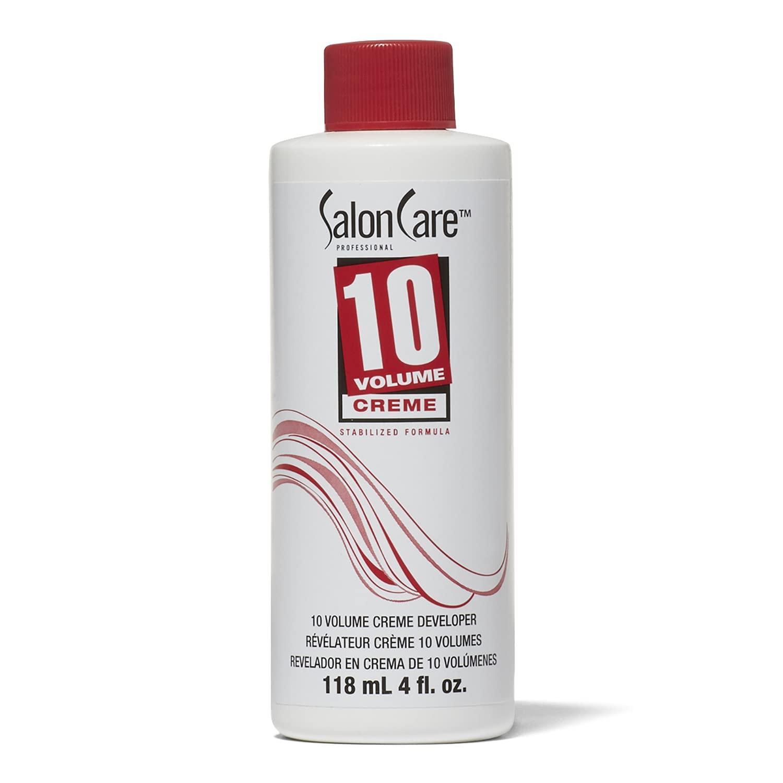 Salon Care 10 Volume Creme Developer: Beauty