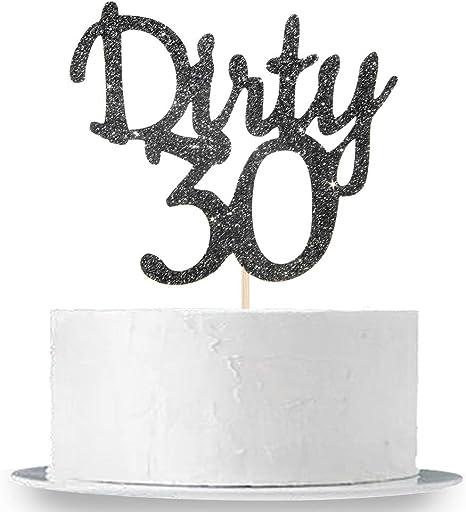 The Best Dirty 30S Cake JPG