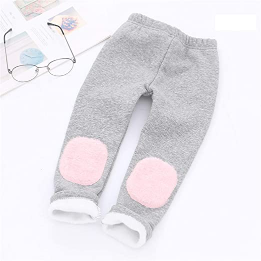 Winter Toddler Baby Kids Girls Legging Thick Warm Skinny Stretchy Pants Trousers