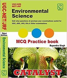 Buy UGC NET Environmental Science MCQ Practice Book Book Online at