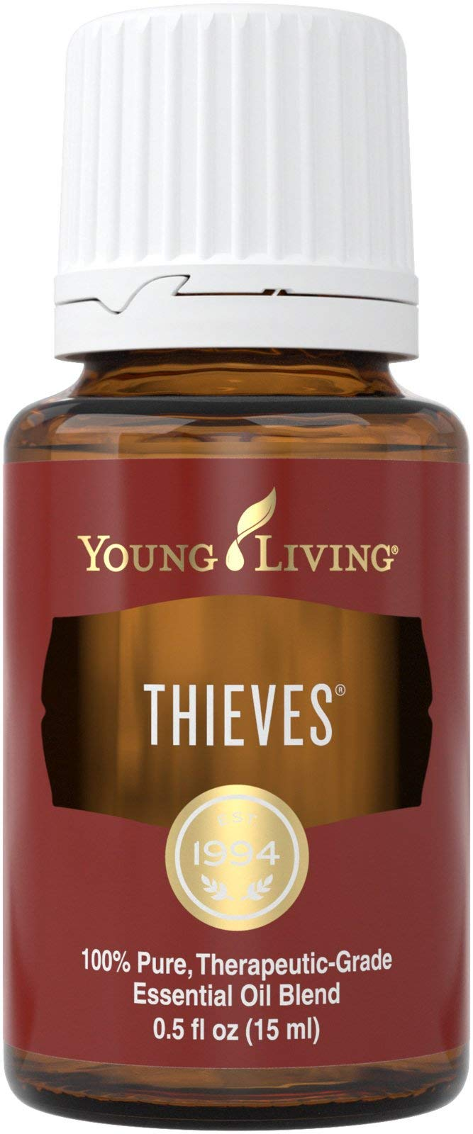 Young Living Thieves Essential Oil 15ml by Young Living