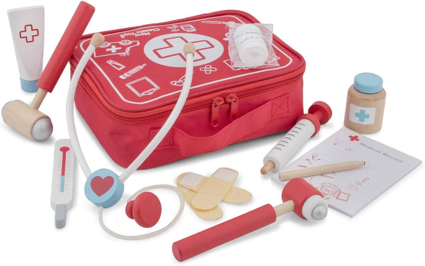18291 color//modelo surtido New Classic Toys Doctor set