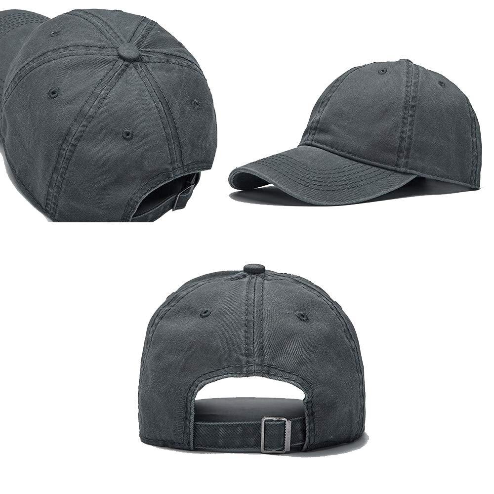 Danyernis Womens/&Mens Camp Crystal Lake Unisex Cowboy Baseball Hat