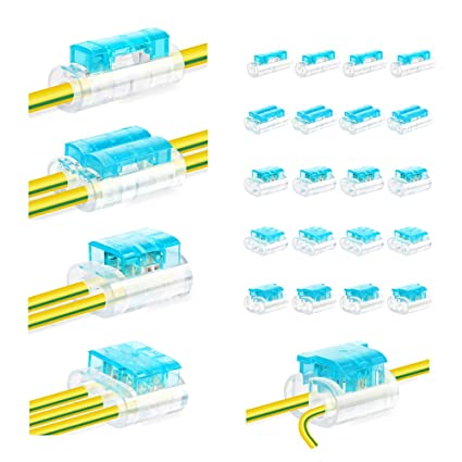 Remarkable Baysedy Wire Connectors Stripping Free For Joint Electrical Wire Wiring Digital Resources Indicompassionincorg
