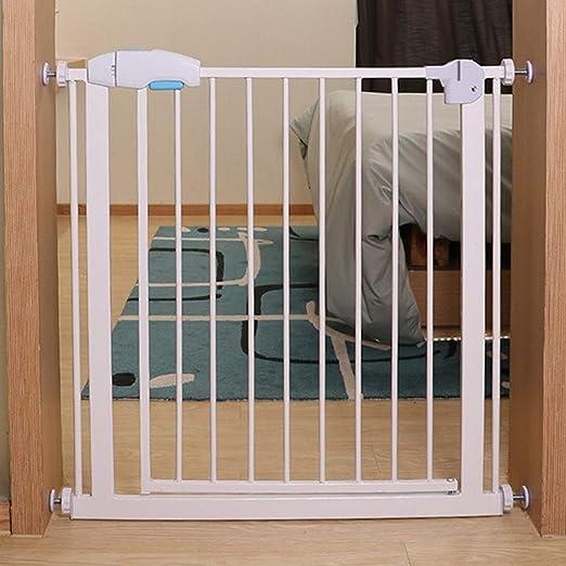 HONGAN Puerta De Bebé Escalera Barandilla Puerta De Seguridad For ...