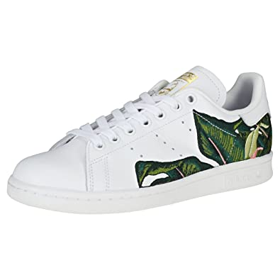 newest 9247a 4a5ec ... coupon for adidas stan smith w womens trainers white tropical 3.5 uk  fd952 2ecb3 ...