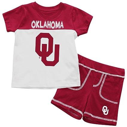 super popular 85cb7 4fe7c Amazon.com : Colosseum University of Oklahoma Sooners Infant ...