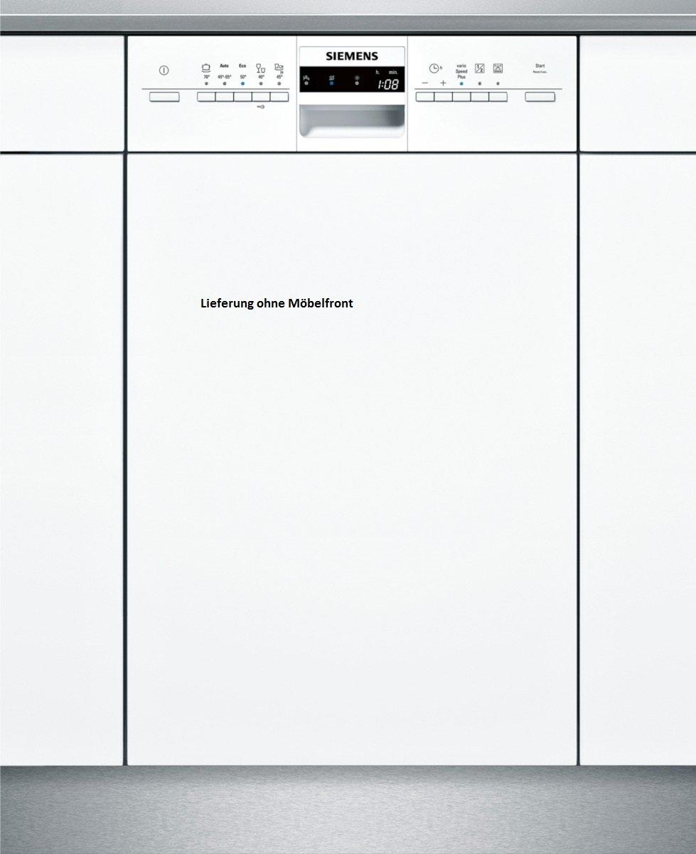 Siemens SR55 m286eu IQ500 Lavavajillas notebook int egriert/A +/ ...