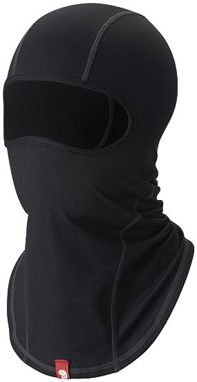 Amazon.com  Mountain Hardwear Butter U Balaclava - Black Regular ... f7b6d1df53dc