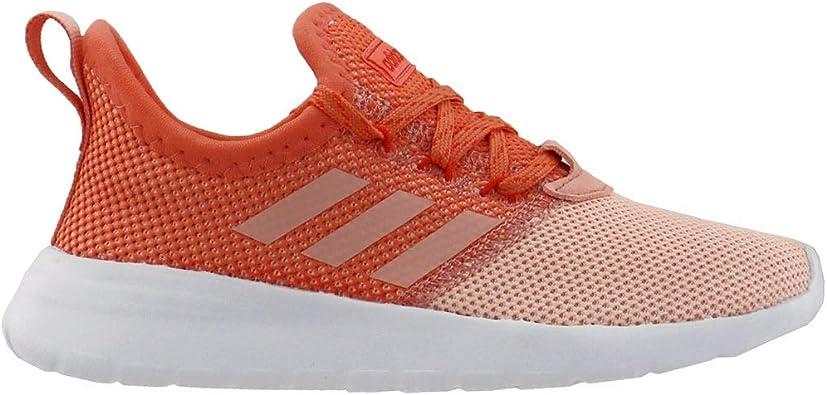 adidas Kids Girls Lite Racer Rbn - Sneakers Shoes Casual - Orange