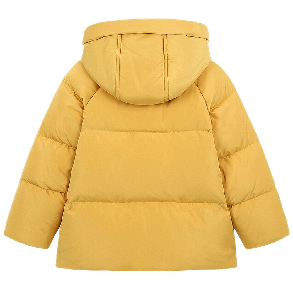 QJH New Pattern Boys Girls Fashion Down Coat Childrens' Puffer Hoody Jacket by QJH (Image #2)