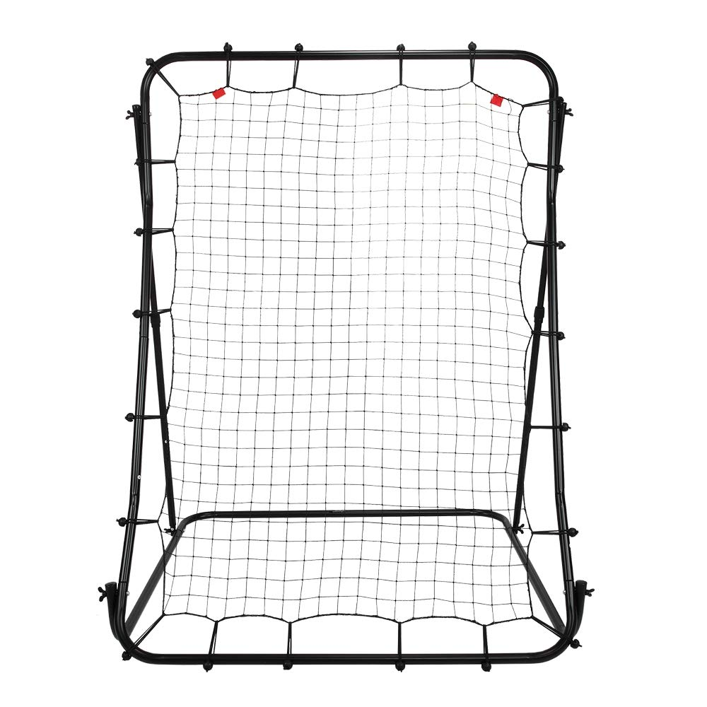 Woodworm Sports 60'' x 40'' Rebounder Training Rebound Net - Baseball Practice Throwing. Catching, Pitching by Woodworm