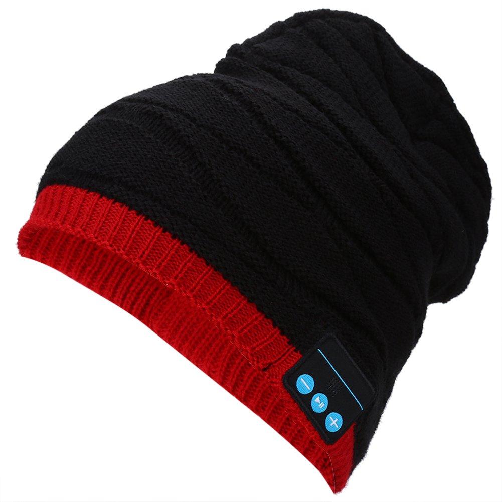 VGEBY Wireless Hat Bluetooth 3.0 Music Cap Hands-free Headset Speaker Hat