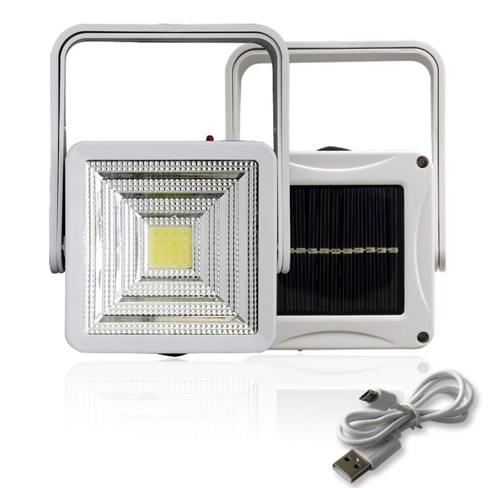 Solar Super luminoso LED Integrado Luz de camping Luz de ...