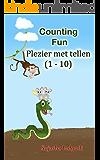 Children's Dutch books: Counting Fun. Plezier met tellen: Dutch books for kids.Prentenboek, Children's English-Dutch Picture Book (Bilingual Edition), ... (Bilingual Dutch books for children 2)