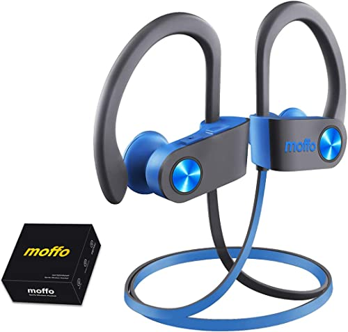 Moffo Wireless Headphone (2020 Upgrade Version)