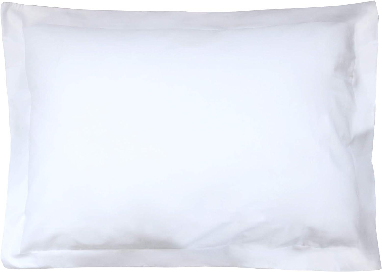 Pillow Case Cotton White 70X50: Amazon