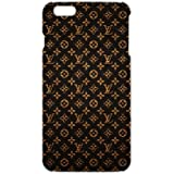 Vintage Louis and Vuitton Images Back Cover 3D Phone Case For Iphone 6 Plus & Iphone 6s Plus 5.5 Inch Retro Style Design For Girls