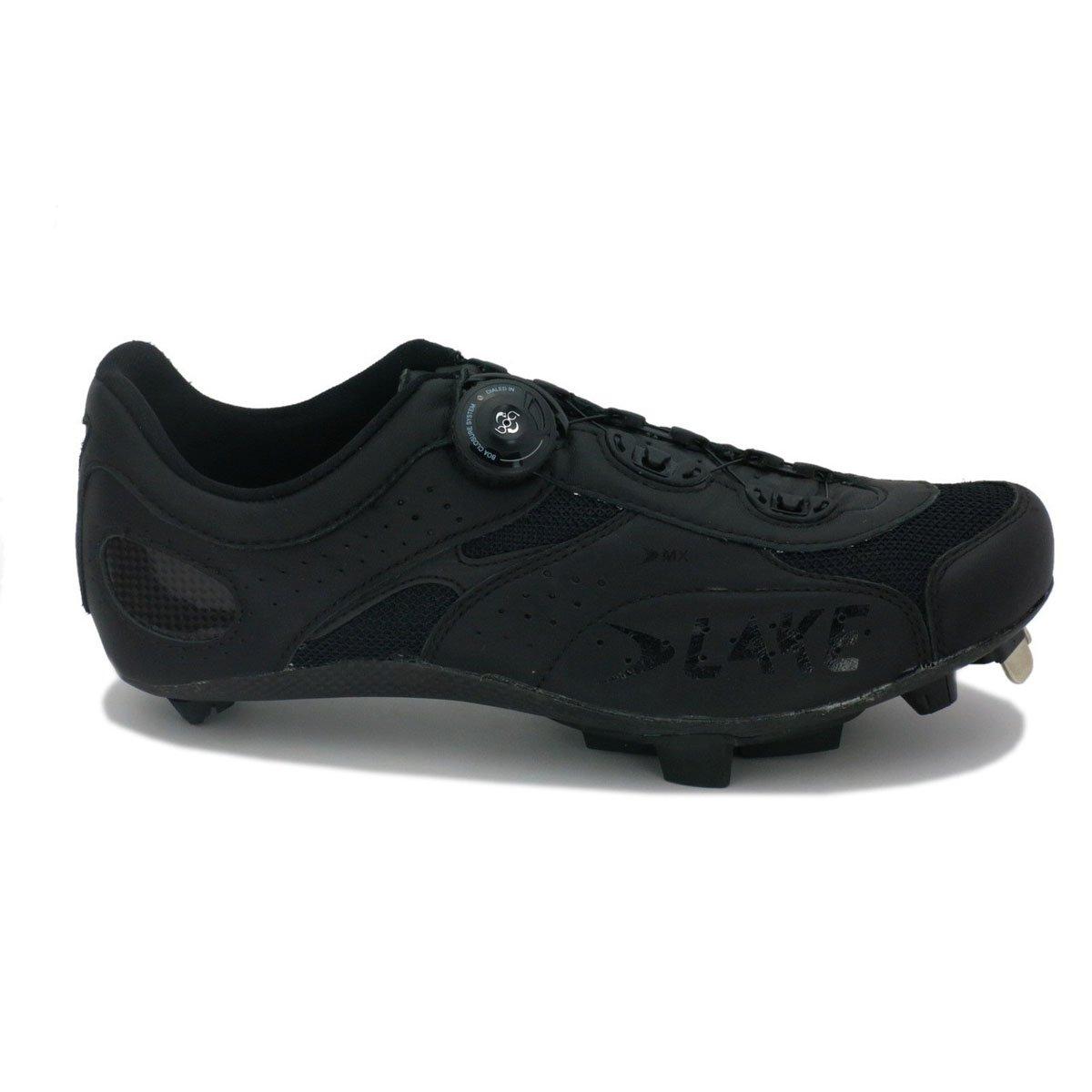 Lake mx331 Shoes – Men 's B00OTU1FRY 40 EU|ブラック ブラック 40 EU