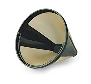Capresso 752.09 GoldTone Filter, Gold