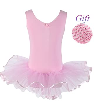 2ab9fbeb7 Hougood Girls Ballet Dress Ballet Dressing Up Costumes for Children ...