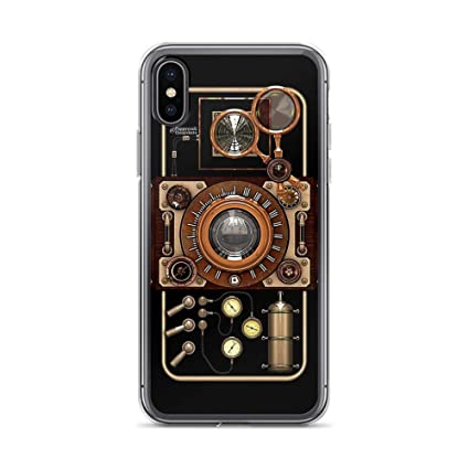 Amazon Com Shona Stylish Steampunk Vintage Camera Tlr No