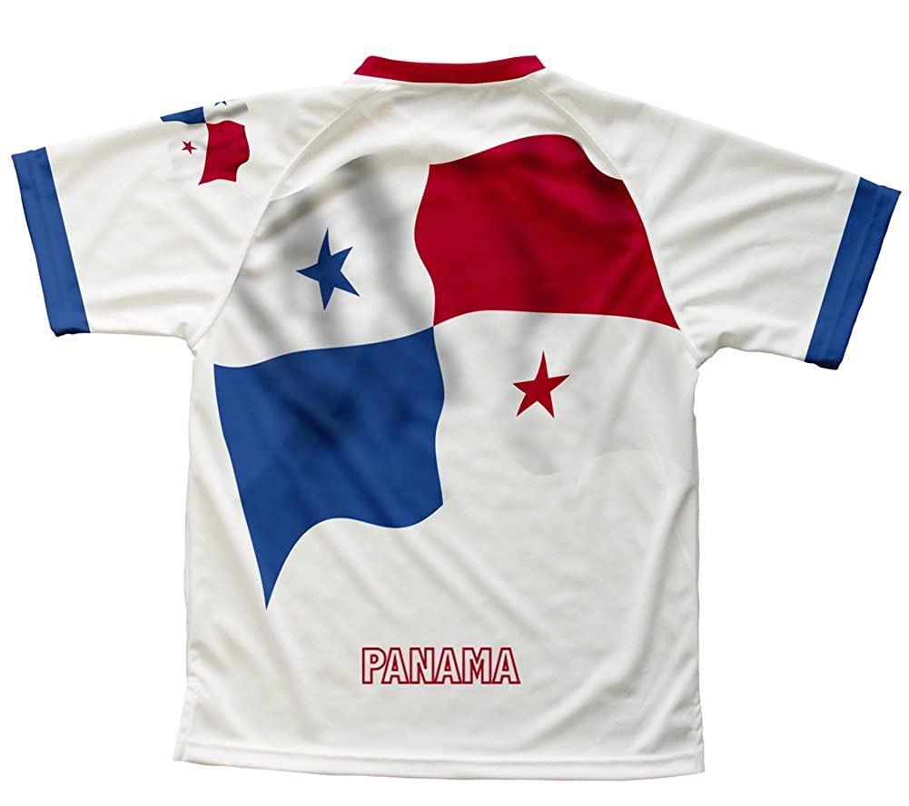 ScudoPro Panama Flag Technical T-Shirt for Men and Women