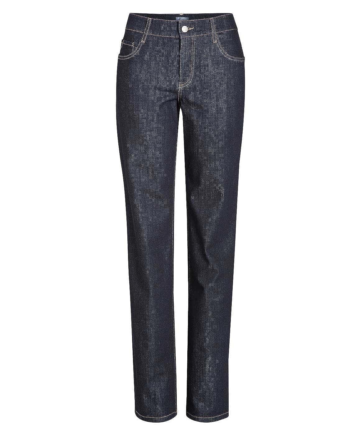 MAC Jeans Gracia Feminine Fit Dark Blue Rinsewash Damen D801 W38 L30
