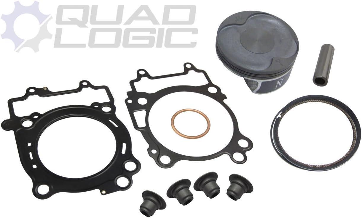 Piston /& Ring Kit Polaris 2013-16 Sportsman RZR 570 Top End Gasket Set and Std