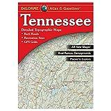 Tennessee Atlas & Gazetteer (Delorme Atlas & Gazetteer)