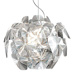 """Modern Acrylic Luceplan Hope Dining Room Pendant Lamp Living Room Suspension Hanging Light Bedroom Clear Acrylic Apple Chandelier (29"""")"""
