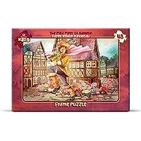 Art Çoçuk Frame Puzzle Fareli Köyün Kavalcısı 48 Parça