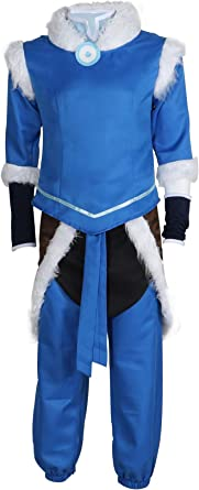 HonRmon Anime Avatar The Legend of Korra Cosplay Disfraces de ...