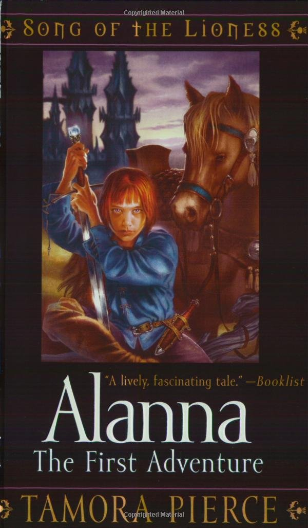 Alanna: The First Adventure (Song of the Lioness, Book 1) pdf epub
