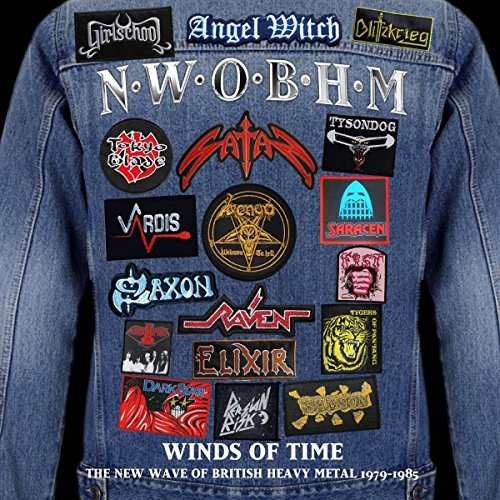 Price comparison product image Winds Of Time: New Wave Of British Heavy Metal 1979-1985/Various