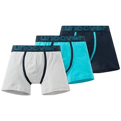 Schiesser Jungen Boxershorts 3er Pack