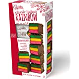 The Original Cakebites by Cookies United, Grab-and-Go Bite-Sized Snack, Holiday Box, 8 Packs of 3 Cookies